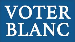Voter blanc